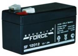 Аккумулятор 12В 1,2 А∙ч (SF 12012)