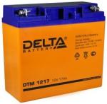 Аккумулятор 12В 17 А∙ч DTM 1217