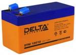 Аккумулятор 12В 1,2 А∙ч (DTM 12012)