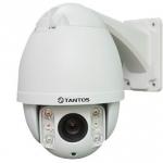 AHD PTZ видеокамера TSc-SDW960pZ10IR