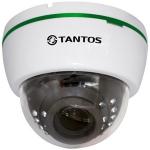 IP видеокамера TSi-Dle2VPA-F (2.8-12)