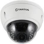 IP видеокамера TSi-Ve4VP (2.8-12)
